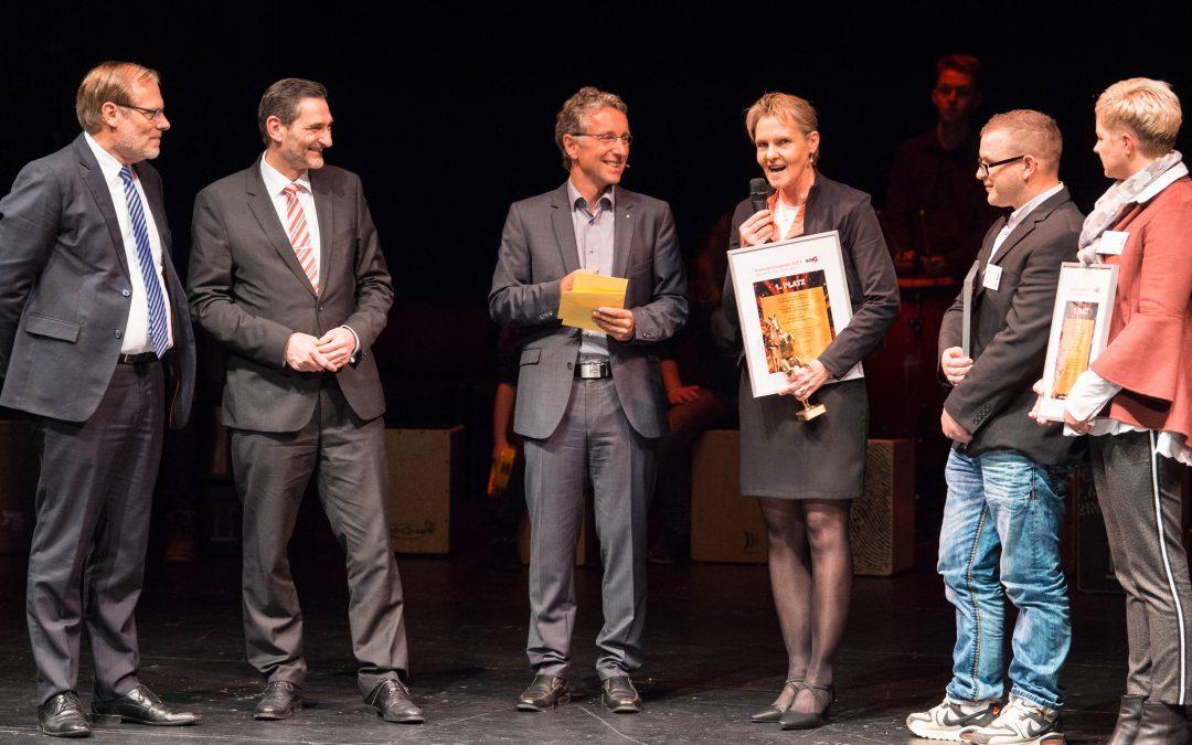 Presseinformationen – BMBF Projekt A.L.I.N.A. hat zwei Preise gewonnen