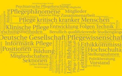 Stellenausschreibung – Pflegewissenschaftlich qualifizierte Mitarbeiter*in, Geschäftsstelle Deutsche Gesellschaft für Pflegewissenschaft e.V. (DGP)