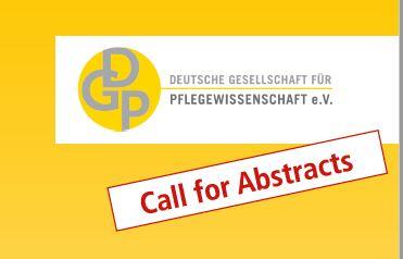 Verlängerung Deadline – Call for Abstracts für den 9. DGP-Hochschultag endet am 17.08.2018