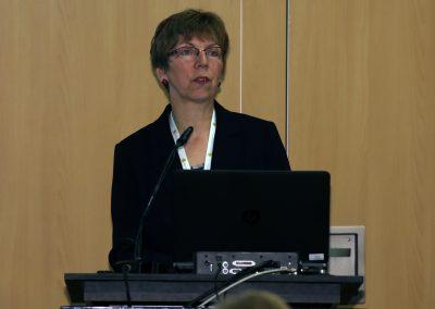 Prof. Dr. Renate Stemmer, Chair of the German Society of Nursing