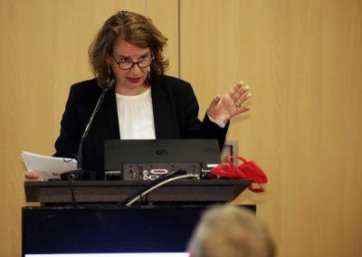 Barbara König, Berlin's State Secretary for Health, Care and Gender Equality