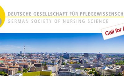 Extension Call for Abstracts 2nd International Conference of the German Society of Nursing Science